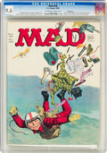 Magazines:Mad, MAD #106 Pacific Coast Pedigree (EC, 1966) CGC NM+ 9.6 Off-white to white pages....