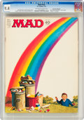Magazines:Mad, MAD #152 Don Rosa Collection (EC, 1972) CGC NM 9.4 Off-white to white pages....