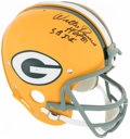 Autographs:Others, Willie Davis Signed Green Bay Packers Helmet....