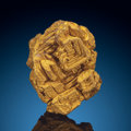 Minerals:Golds, Rounded Gold Crystal. Ernesto mine, Pontes e Lacerda. Mato Grosso. Brazil. ...