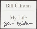 Autographs:Index Cards, Modern U.S. Presidents Signed Cuts, Lot of 6. Offe...