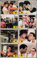 """Movie Posters:Sports, The Greatest (Columbia, 1977). Very Fine-. Lobby Card Set of 8 (11"""" X 14""""). Sports.. ... (Total: 8 Items)"""