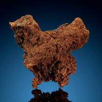 Native Copper & Cuprite Bisbee Cochise County Arizona, USA