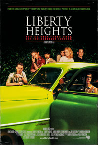 """Liberty Heights (Warner Bros., 1999). Rolled, Very Fine-. One Sheets (11) Identical (27"""" X 40"""") DS. Drama..."""