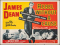 """Movie Posters:Drama, Rebel Without a Cause & Other Lot (Warner Bros., R-1980s). Folded, Overall: Fine/Very Fine. British Quad (30"""" X 40""""), Japane... (Total: 251 Items)"""