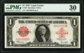 Large Size:Legal Tender Notes, Fr. 40 $1 1923 Legal Tender PMG Very Fine 30.. ...