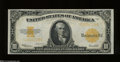 Large Size:Gold Certificates, Fr. 1173 $10 1922 Gold Certificate Gem New....
