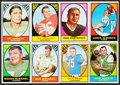 Football Cards:Sets, 1967 Topps Football Complete Set (132)....