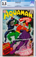 Silver Age (1956-1969):Superhero, Aquaman #35 (DC, 1967) CGC VG- 3.5 Off-white pages....
