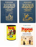 Books:General, Popeye Archives Group of 14 (Various, 2010s) Condition: Average NM-.... (Total: 14 Items)