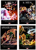 Books:Superhero, Marvel Masterworks Softcover Editions Group of 12 (Marvel, 2009-12) Condition: Average NM-.... (Total: 12 Comic Books)