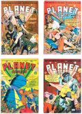 Books:General, Planet Comics Archives Vols. 3-9 Group (PS Archives, 2013-15) Condition: Average NM-.... (Total: 7 Items)