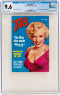 Magazines:Vintage, Tab V5#3 Marilyn Monroe Cover (Carnival Magazine Corp., 1955) CGC NM+ 9.6 White pages....