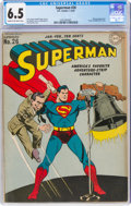 Superman #26 (DC, 1944) CGC FN+ 6.5 Cream to off-white pages