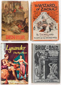 Books:General, Historical Fiction Hardcover Volumes Group of 15 (Various, 1919-94) Condition: Average VG.... (Total: 15 Comic Books)