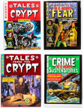 Books:Sets, EC Reprint Volumes Group of 19 (Various Publishers, 1990s-2000s) Condition: Average NM-.... (Total: 19 Items)