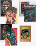 Books:General, Golden Age Horror Comics Reprint Volumes Group of 20 (PS Archives, 2010s) Condition: Average NM-.... (Total: 20 Items)
