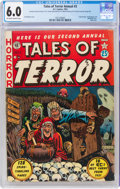 Golden Age (1938-1955):Horror, Tales of Terror Annual #2 (EC, 1952) CGC FN 6.0 Off-white to white pages....
