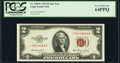Fr. 1509* $2 1953 Legal Tender Star Note. PCGS Very Choice New 64PPQ