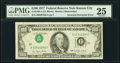 Inverted Third Printing Error Fr. 2168-J $100 1977 Federal Reserve Note. PMG Very Fine 25