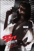 "Movie Posters:Action, Sin City: A Dame to Kill For (Dimension, 2014). Rolled, Very Fine+. One Sheet (27"" X 40"") DS Advance, Eva Green Style. Actio..."