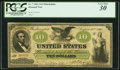 Fr. 7 $10 1861 Demand Note PCGS Very Fine 30