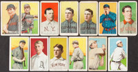 1909-11 T206 White Border Baseball Collection (74) With Many HOF'ers