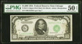 Small Size:Federal Reserve Notes, Fr. 2211-G $1,000 1934 Mule Federal Reserve Note. PMG About Uncirculated 50 EPQ.. ...