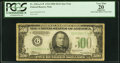 Fr. 2201-G* $500 1934 Federal Reserve Note. PCGS Apparent Very Fine 20