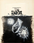 Movie Posters:Foreign, Das Boot (Columbia, 1981). Very Fine-. Original Mi...