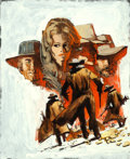 Movie Posters:Western, Once Upon a Time in the West by Frank McCarthy (Paramount,...