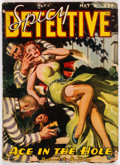 Pulps:Detective, Spicy Detective Stories - May 1942 (Culture) Condition: VG....