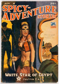 Pulps:Adventure, Spicy Adventure Stories - November 1942 (Culture) Condition: VG+....