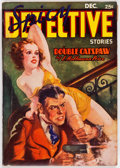 Pulps:Detective, Spicy Detective Stories - December 1936 (Culture) Condition: VG-....