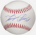 Autographs:Baseballs, Miguel Cabrera Single Signed Baseball. Offered is ...
