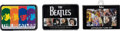 Music Memorabilia:Memorabilia, The Beatles Playing Card Sets by Apple Corp. Ltd, (3) (cir...