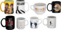 Music Memorabilia:Memorabilia, The Beatles Assortment of Eight Mugs. A nice grou...