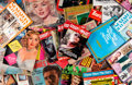 Magazines:Miscellaneous, Miscellaneous Comic and Fantasy Related Magazines Box Lot (Various Publishers, 1950s-2000s)....