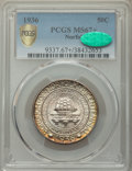 1936 50C Norfolk MS67+ PCGS. CAC. PCGS Population: (1186/213 and 85/14+). NGC Census: (708/96 and 30/5+). CDN: $350 Whsl...