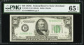 Fr. 2105-D $50 1934C Federal Reserve Note. PMG Gem Uncirculated 65 EPQ