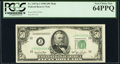 Fr. 2107-J $50 1950 Mule Federal Reserve Note. PCGS Very Choice New 64PPQ
