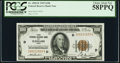 Fr. 1890-D $100 1929 Federal Reserve Bank Note. PCGS Choice About New 58PPQ