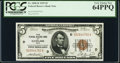Small Size:Federal Reserve Bank Notes, Fr. 1850-D $5 1929 Federal Reserve Bank Note. PCGS Very Choice New 64PPQ.. ...