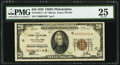Small Size:Federal Reserve Bank Notes, Fr. 1870-C* $20 1929 Federal Reserve Bank Star Note. PMG Very Fine 25.. ...