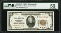 Small Size:Federal Reserve Bank Notes, Fr. 1870-I $20 1929 Federal Reserve Bank Note. PMG About Uncirculated 55.. ...