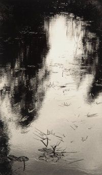 Tomio Seike (Japanese, b. 1943) Ramsey #2, 1997 Toned gelatin silver, 1998 7 x 4-1/8 inches (17.8 x 10.5 cm) Signed