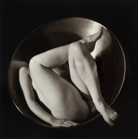 Ruth Bernhard (American, 1905-2006) In the Circle, 1934 Gelatin silver, printed later 7-7/8 x 7-7