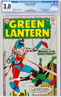 Silver Age (1956-1969):Superhero, Green Lantern #1 (DC, 1960) CGC GD/VG 3.0 Off-white pages....