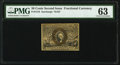 Fractional Currency:Second Issue, Fr. 1316 50¢ Second Issue PMG Choice Uncirculated 63.. ...