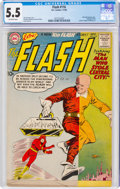 Silver Age (1956-1969):Superhero, The Flash #116 (DC, 1960) CGC FN- 5.5 Off-white pages....
